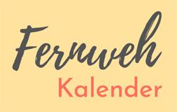 Fernweh Kalender Logo